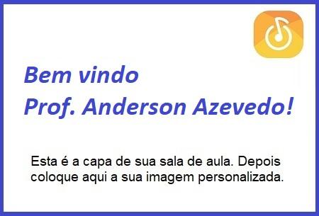 Sala do Anderson Azevedo