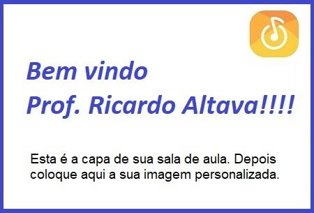 Sala do Ricardo Altava